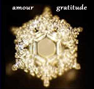 avec amour et gratitude