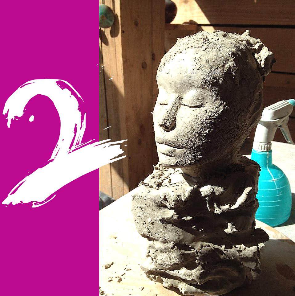 Deux méthodes pour ne pas cuire vos sculptures en argile (et les garder quand même)