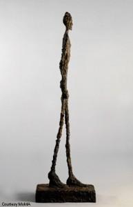 Giacometti Courtesy MoMA
