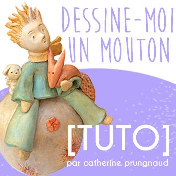 [TUTORIEL] Le Petit Prince…dessine-moi un mouton