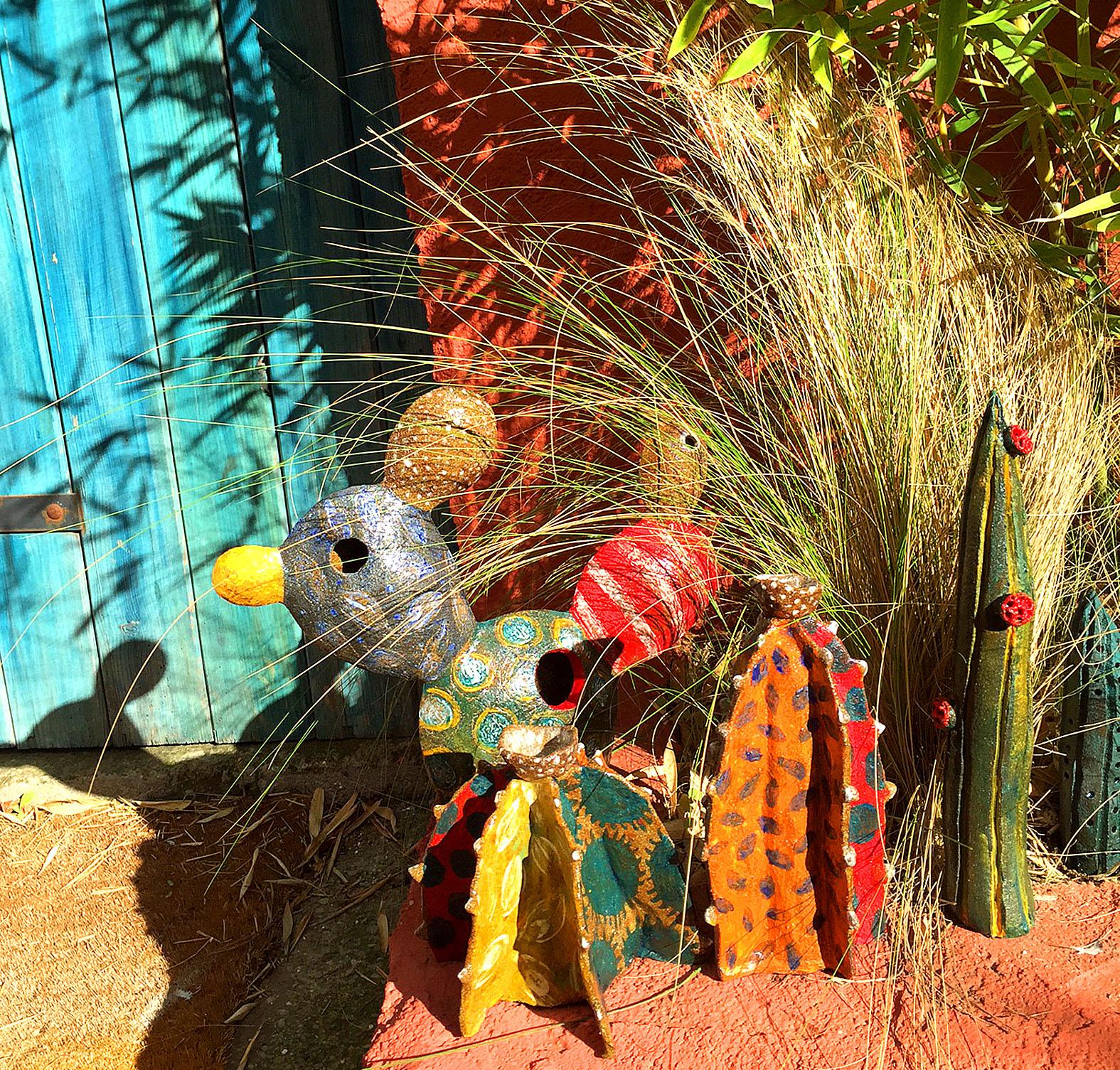 Aïe ! ça pique …des cactus pour une décoration piquante et succulente !