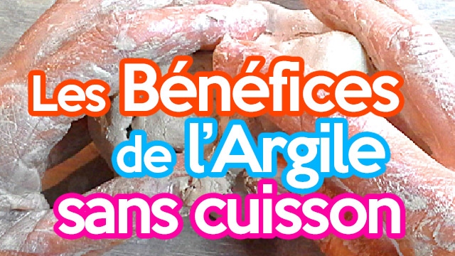 miniature benefices argile sans cuisson