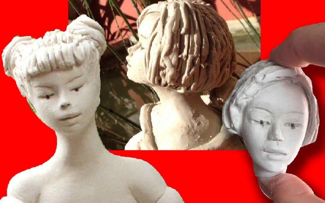 10 astuces pour sculpter un petit visage