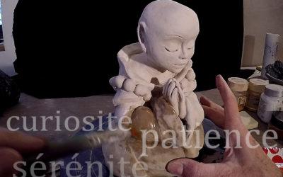 3 compétences que vous apporte la sculpture de l'argile