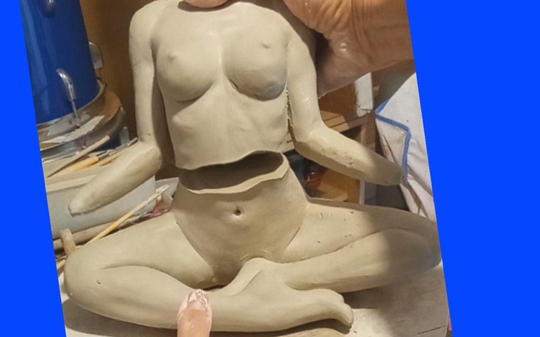 Cours de sculpture gratuit – Vider une sculpture complexe